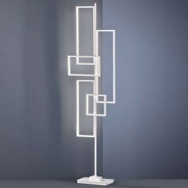 Lampadaire LED Tucson à interrupteur à pied