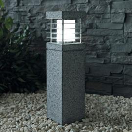 Luminaire pour socle La Mer en granit