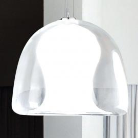 Suspension NARANZA 40 cm blanche