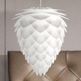 Suspension originale Conia medium en blanc