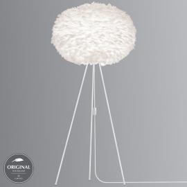 Lampadaire Eos X-large avec trépied, blanc