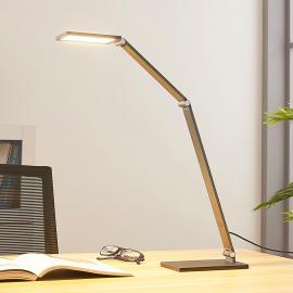 Lampe de bureau LED Mion, dimmable