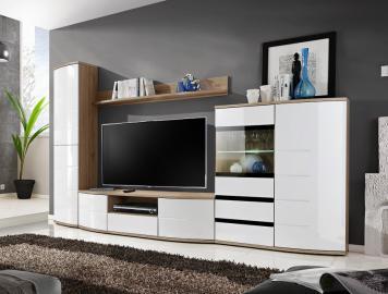Timore 2 - meuble tv mural