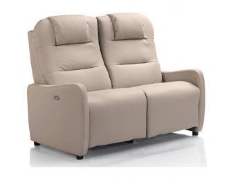 Canapé relaxation 1 moteur BALI, Alimentation fauteuil: Filaire, Revetement fauteuil