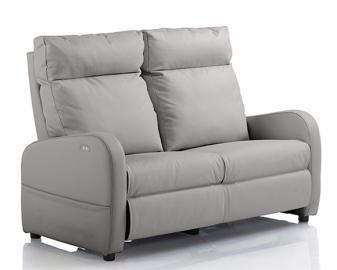 Canapé relaxation FIDJI, Alimentation fauteuil: Filaire, Revetement fauteuil: Tissu