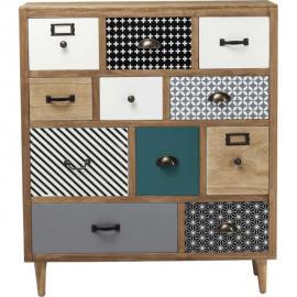 Karedesign Commode Capri 11 tiroirs Kare Design
