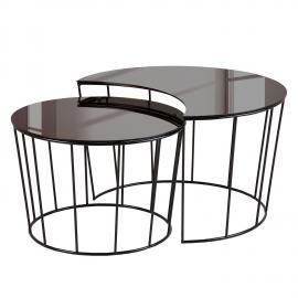 Table basse Koga II (2 éléments)