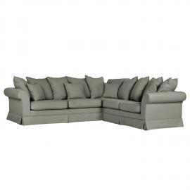Canapé d'angle Campagne III Tissu