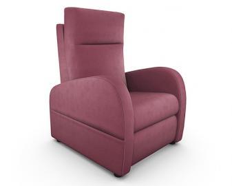 Fauteuil relaxation 1 moteur FIDJI, Alimentation fauteuil: Filaire, Revetement faute