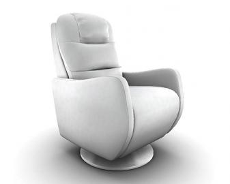 Fauteuil relaxation 2 moteurs CALIFORNIA, Alimentation fauteuil: Filaire, Revetement