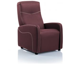 Fauteuil relaxation 2 moteurs HAWAI, Alimentation fauteuil: Filaire, Revetement faut