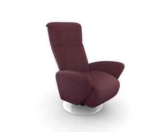 Fauteuil relaxation BALTIK 2 moteurs, Alimentation fauteuil: Filaire, Revetement fau