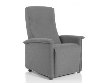 Fauteuil relaxation manuel MERIBEL, Confort et Taille du fauteuil: Confort Souple -