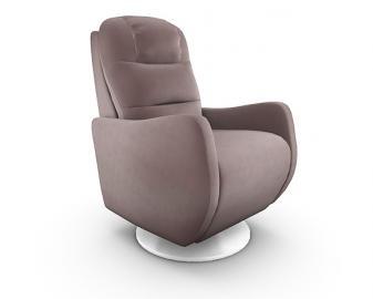 Fauteuil relax releveur 2 moteurs CALIFORNIA, Alimentation fauteuil: Filaire, Revete