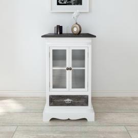 Rocambolesk Superbe Set de 7 meubles de cuisine pour réfrégirateur non fourni, chêne neuf