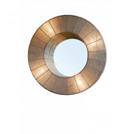 Decoshop Miroir lumineux rond 60 cm