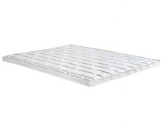 Surmatelas latex, Dimensions: 90x200cm