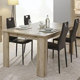 Altobuy Vidsel - Table Rectangulaire 180cm