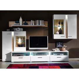 Meuble TV Borger I (4 éléments)