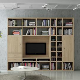 Ensemble de meubles TV Emporior II