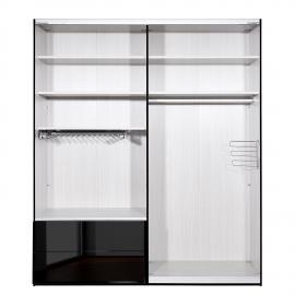 Ensemble d'accessoires pour armoire Samaya - 181 cm (2 portes) - Premium, Studio Copenhagen