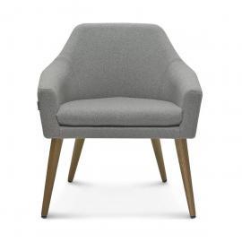 Fameg Esben - Fauteuil - Stoffen bekleding - Scandinavische design fauteuil - Combineer met de HAY About A Lounge Chair 92