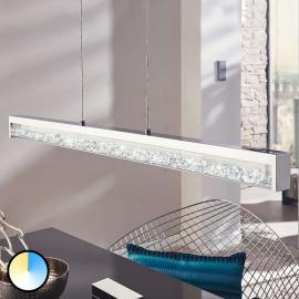 Touchfunctie - LED hanglamp Cardito 1
