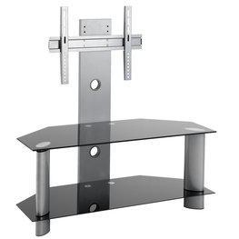 JYSK TV-meubel VARDE zwart glas