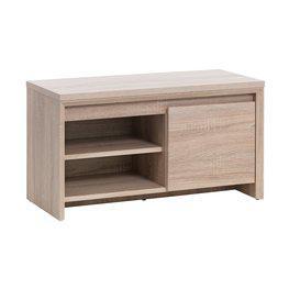 JYSK TV-meubel HALLUND 85x39 cm eiken