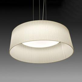 Hanglamp Ganzo, d 45 cm, h 20 cm, ophanging 140 cm