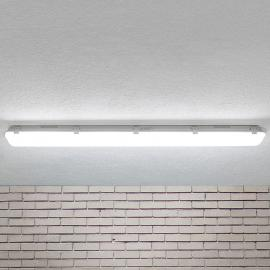 LED plafondlamp Mareen, IP65 variabele lichtkleur
