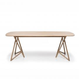 Gazzda Koza Table - Scandinavische eettafel - Retro
