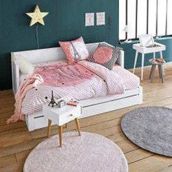 Sofá cama extensible con cama doble, Leeds