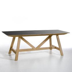 Mesa extensible Buondi, diseño E. Gallina