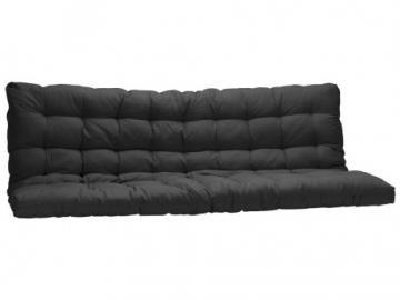 Futón MODULO - Colchón para sofá cama - 135x190 cm - Negro