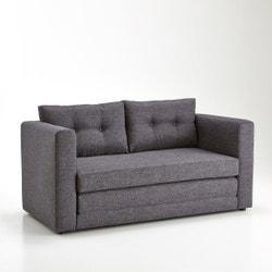 Sofá cama de estilo neoindustrial UDEL, 2 plazas