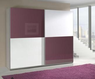 Presta violet 2 - armoire coulissante