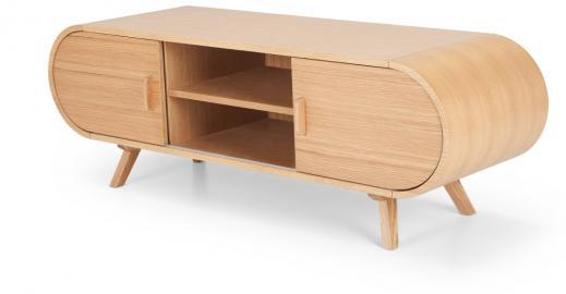 Fonteyn, meuble TV, chêne