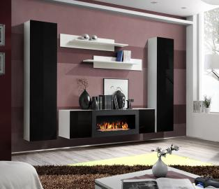 Idea M1 - meuble tv mural