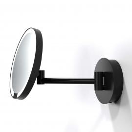 Decor Walther Just Look WR miroir mural LED noir