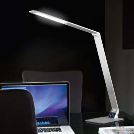 Lampe de bureau LED Wasp plate en aluminium