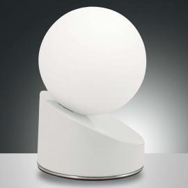 Lampe à poser LED au design stylé Gravity, blanche