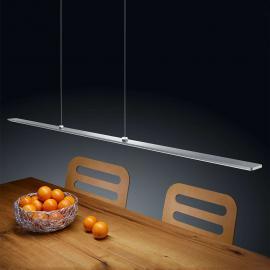 Suspension LED fine Lexx nickel mat