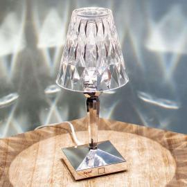 Lampe à poser LED décorative Battery avec IP54