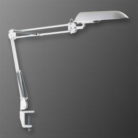 Sans vacillement -  lampe de bureau Verit blanc
