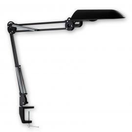 Sans vacillement -  lampe de bureau Verit, noir