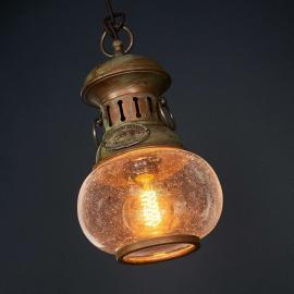 Suspension originale Wind à 1 lampe