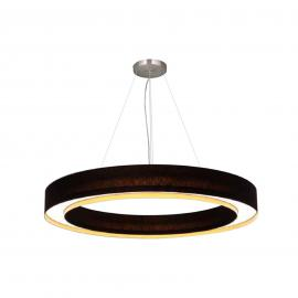 Suspension LED circulaire Cloud, 45 cm