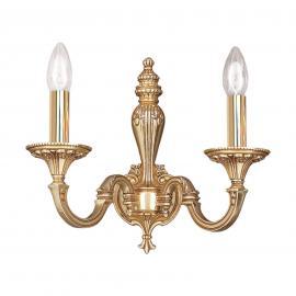 Applique Versalles à 2 lampes