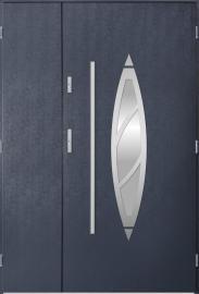 Aries Uno - porte d entrée double sécurisée